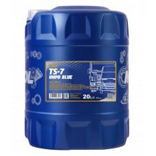 10W-40 TS-7 UHPD BLUE 20 L