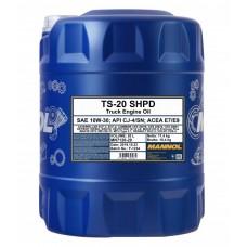 20W-50 TS-2 SHPD 20 L