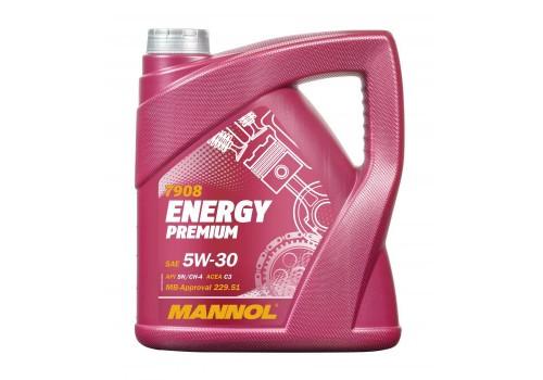 7908 5W-30 ENERGY PREMIUM 4 L